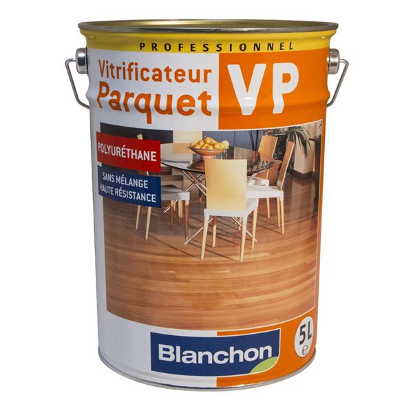 Vitrificateur parquet vp satin 5l blanchon bois et d co scierie buffi re - Vitrificateur chene fonce ...